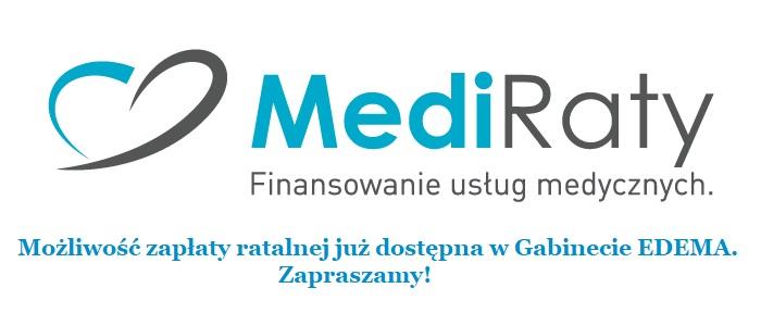 Raty W Gabinecie EDEMA!