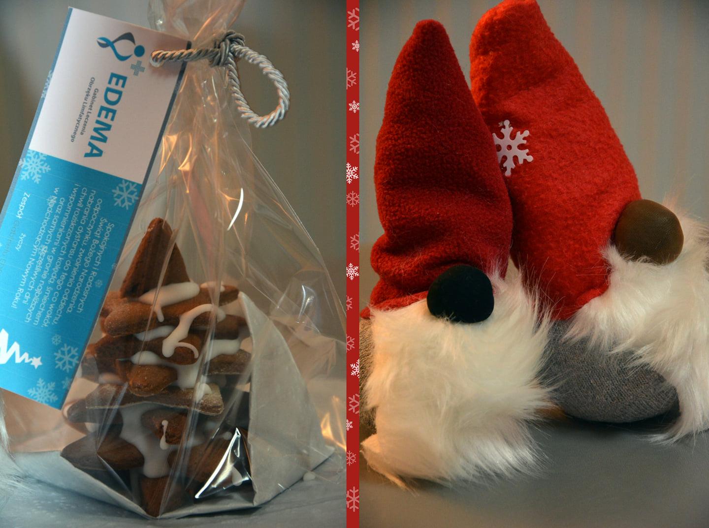 Piękne świąteczne Upominki Dla Naszych Pacjentów Aby Czuli Się Dopieszczeni W Każdym Calu :)